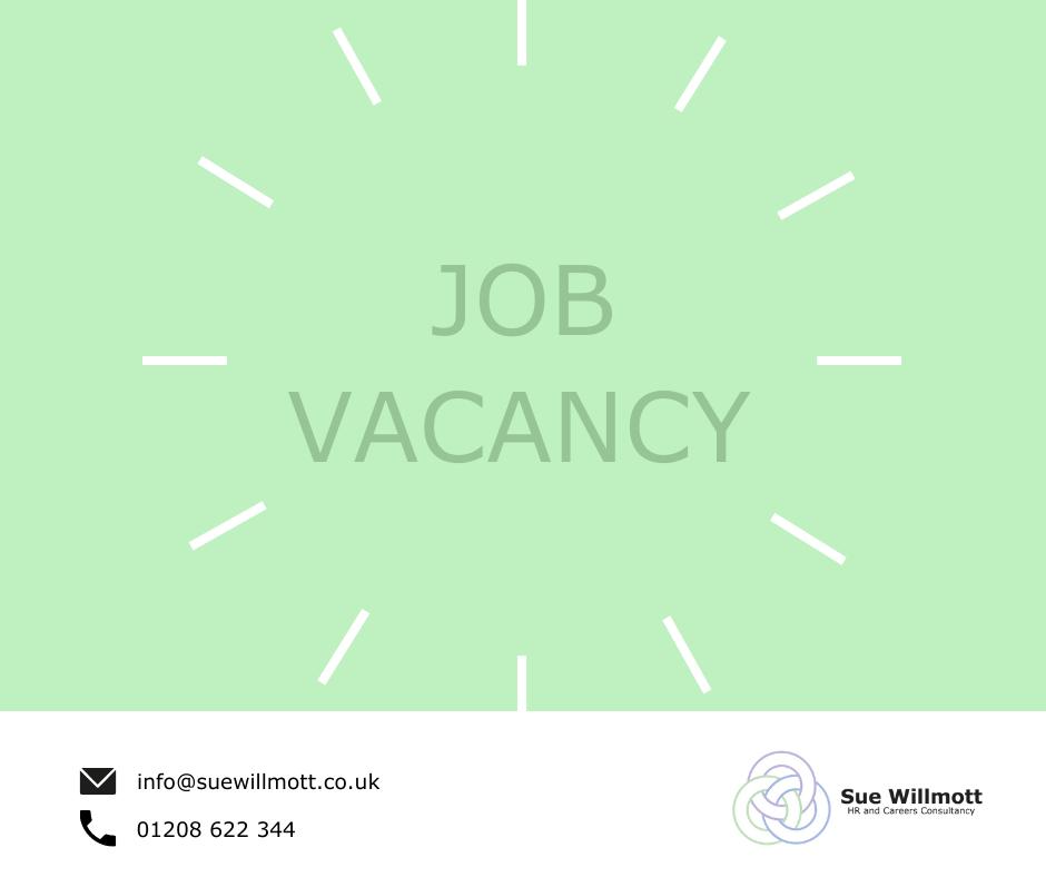 Job Vacancy - standard image