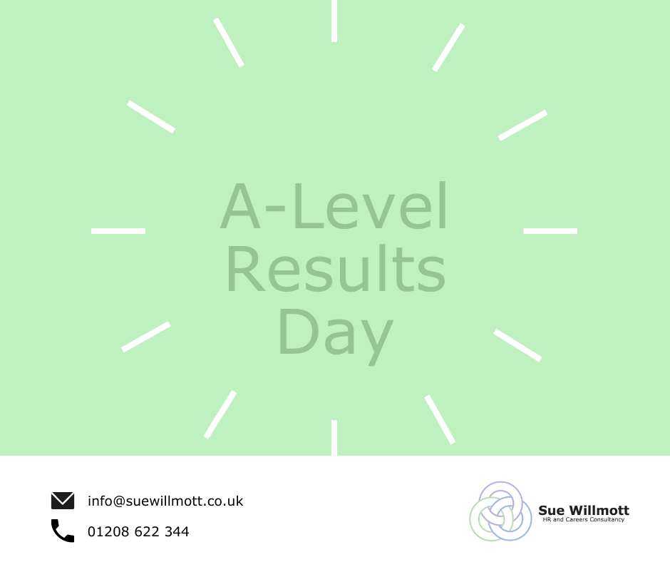 A-Level Results Day