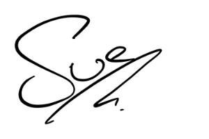 Sue Willmott signature